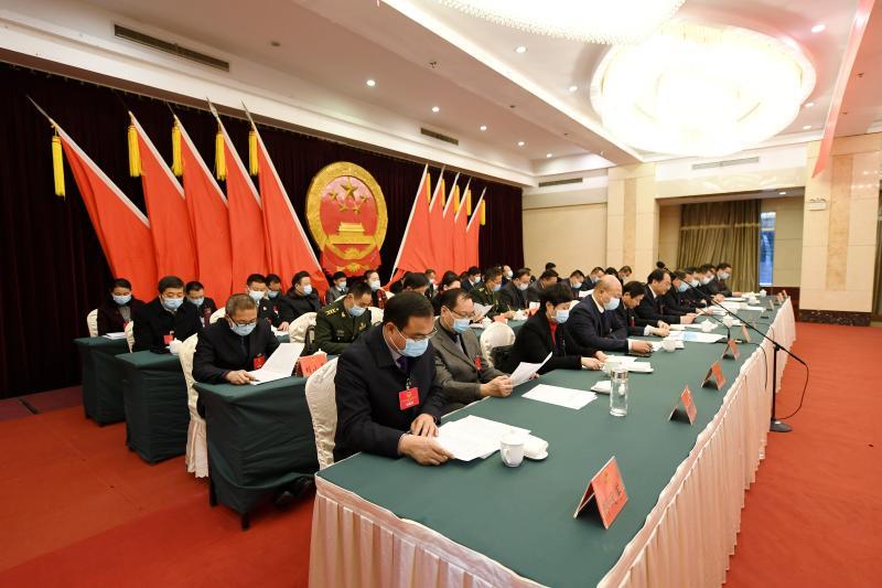 大观区第十七届人民代表大会第五次会议胜利闭幕